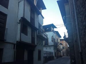 Palacio de Torquemada en la Calle del Agua
