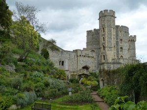 Jardines del Castillo de Windsor