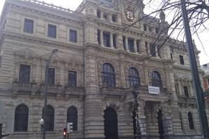 Palacio de la Diputación Foral de Vizcaya, edificios civiles de Bilbao
