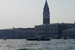 Palacio Ducal visto desde el Gran Canal