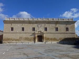 Palacio Ducal de Cogolludo, ruta por los pueblos negros de Guadalajara