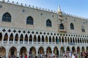 Palacio Ducal, uno de los edificios civiles más destacados de Venecia