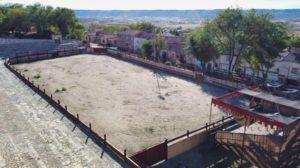 Palenque, escenario de los torneos del Festival Medieval de Hita