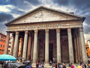 Panteón de Agripa o Panteón de Roma