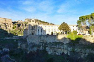 Convento de San Pablo, uno de los mas famosos conventos y monasterios de Cuenca