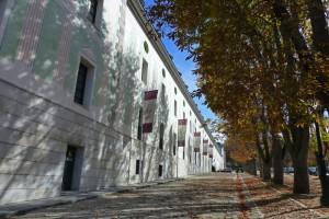 Cuartel de Guardias Corps, una de las casas palaciegas del Real Sitio de San Ildefonso