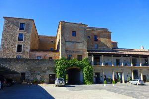 Parador de Turismo ubicado en el Castillo de Oropesa