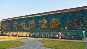 Pared de los Nueve Dragones de Datong