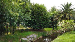 Parque del Ansar en Cartes