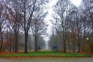 Parque Tiergarten, el más visitado de Berlín