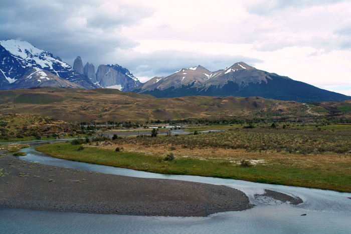Parque Nacional Torres del Paine, uno de los más visitados de Chile