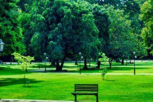 Parque Viharamahadevi, uno de los parques de Colombo más visitados