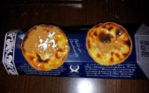 Pasteles de Belém, dulce típico de Lisboa