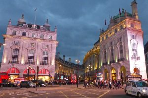 West End de Londres o Theatreland