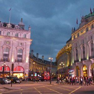 West End de Londres o Theatreland