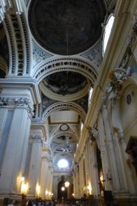 Pinturas al fresco de la Basílica de Nuestra Señora del Pilar