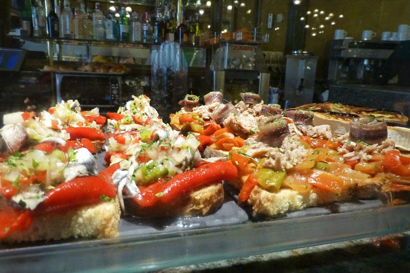 Qué comer en Pamplona, gastronomía de Pamplona, platos tradicionales de Pamplona
