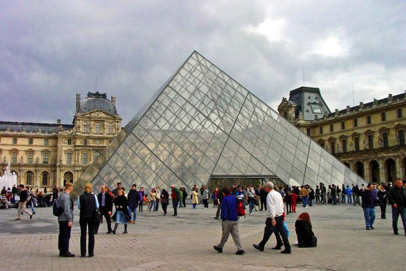 Museo del Louvre, el museo de arte más visitado del mundo