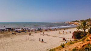 Playa El Puerto anexa al Club Náutico