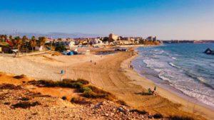 Playa del Río en Pilar de la Horadada