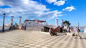 Plaza del Castillo, el mejor mirador de Benidorm