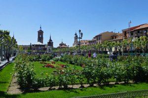 Guía turística completa con toda la información necesaria para visitar Alcalá de Henares, qué ver y hacer, fiestas, historia, gastronomía y transporte