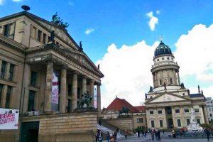 Gendarmenmarkt, una de las plazas más bonitas de Berlín