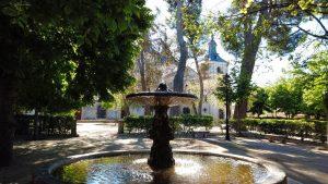 Plaza de la Iglesia, también llamada Plaza Mayor