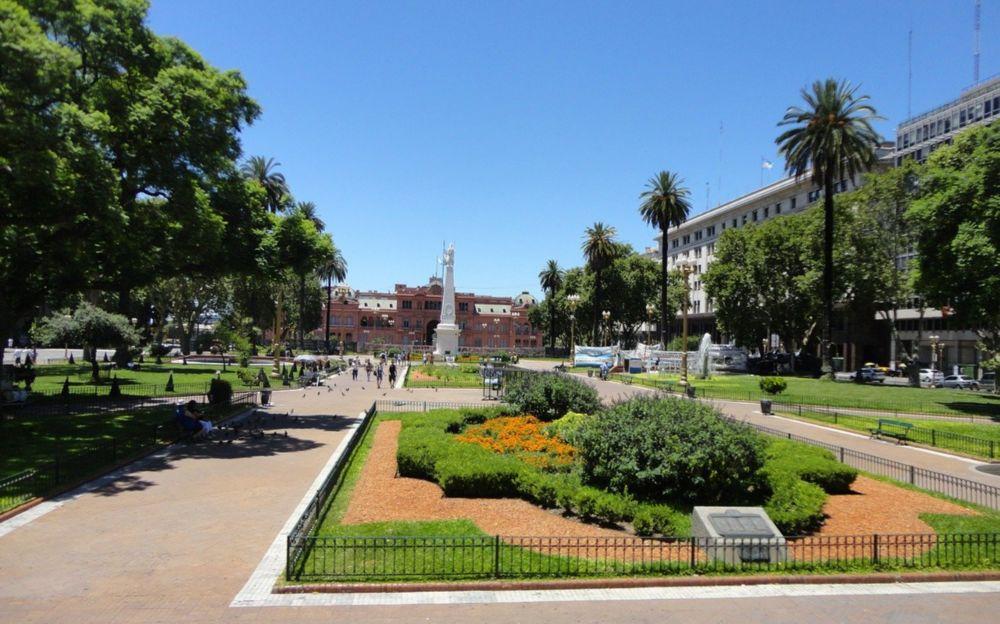 Plaza de Mayo, la más famosa, antigua y visitada de Buenos Aires