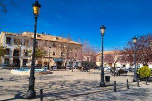 Plaza Mayor de Mota del Cuervo