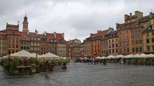 Plaza del Mercado de Varsovia