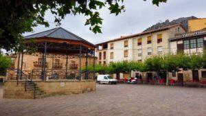 Plaza Nueva de Poza de la Sal