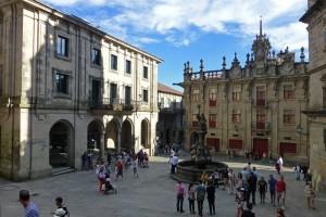 Museo de las Peregrinaciones en la Plaza de las Platerías, museo de Santiago de Compostela