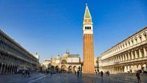 Plaza de San Marcos, el epicentro del turismo en Venecia