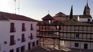 Torreón de acceso a la Plaza Mayor de Tembleque