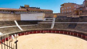 Plaza de Toros de Bocairente (Plaça de Bous)