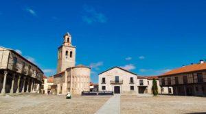 Plaza de la Villa, la más pintoresca de las plazas medievales