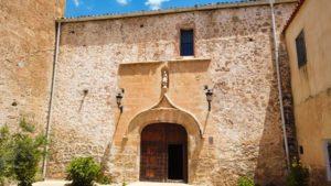 Portada de la Iglesia de Nuestra Señora de la Asunción