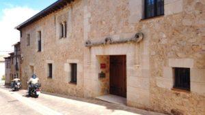 Posada del Cordón, actual Oficina de Turismo