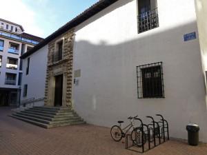 Posada del Rosario, actual Oficina de Turismo de Albacete, casas nobles de Albacete