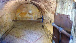Prisión del siglo XII en los bajos del Ayuntamiento