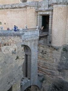 Puente levadizo del Alcázar de Segovia