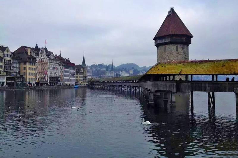 Guía de turismo para viajar a Lucerna, todo lo que hay que ver, hacer y visitar, historia, fiestas, gastronomía , transporte y tarjetas turísticas