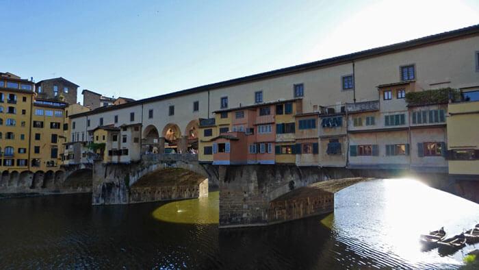 Ponte Vecchio (Puente Viejo) de Florencia