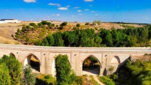 Puente de Medina de estilo mudéjar