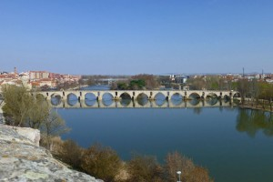 Puente de Piedra o Puente Nuevo de Zamora