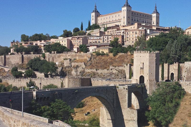 Puente de Alcántara en Toledo, puentes de Toledo