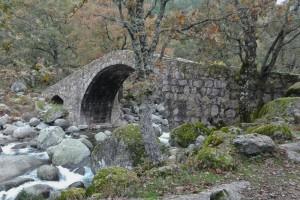 La Puente del Puerto en Candeleda