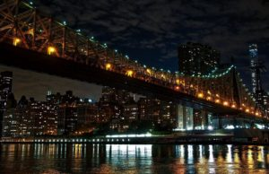 Puente de Queensboro, conecta Midtown Manhattan con Long Island City