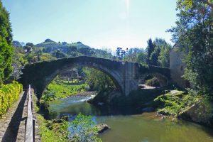Guía de turismo para visitar Liérganes, en Cantabria. Qué ver y hacer, fiestas, historia, gastronomía, transporte